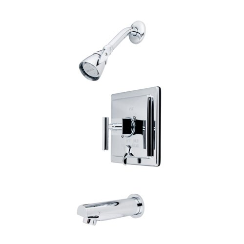Elements of Design Rio Shower and Tub Faucet Trim