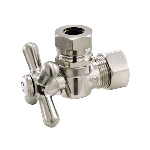 AQuarter Turn Valves with Cross Handles