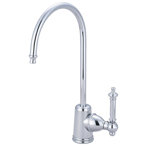 Elements of Design Templeton Single Handle Water Filtration Faucet