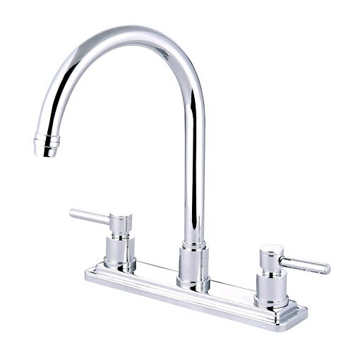 South Beach Double Handle Kitchen Faucet