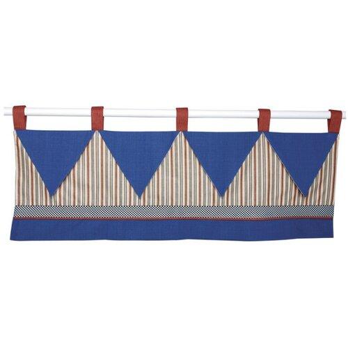 Doodlefish Vintage Curtain Valance