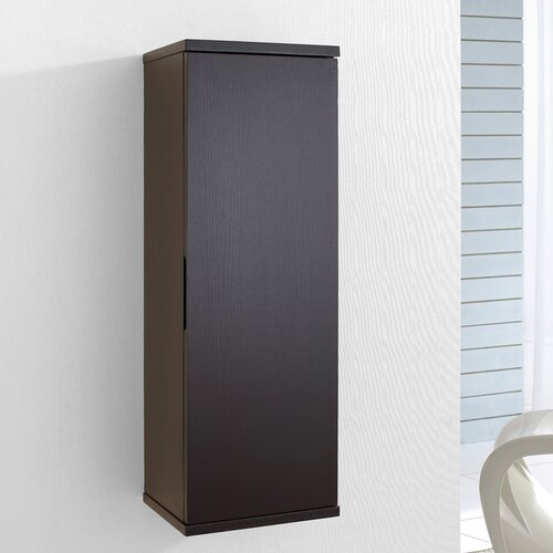 Innovative Details About Tall Wall Mounted Bathroom Cabinet Storage Unit MF02