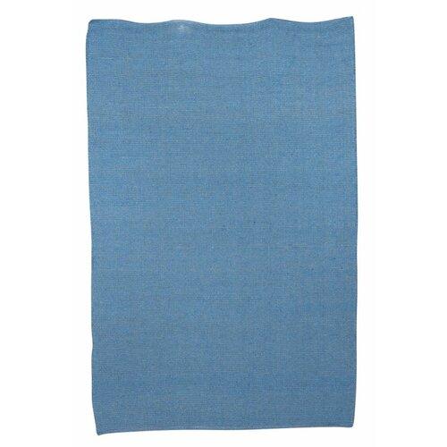Linon Rugs Flip Flop Berber Grotto Blue Kids Rug