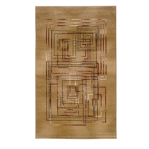 Dunaray Brown/Rust Rug