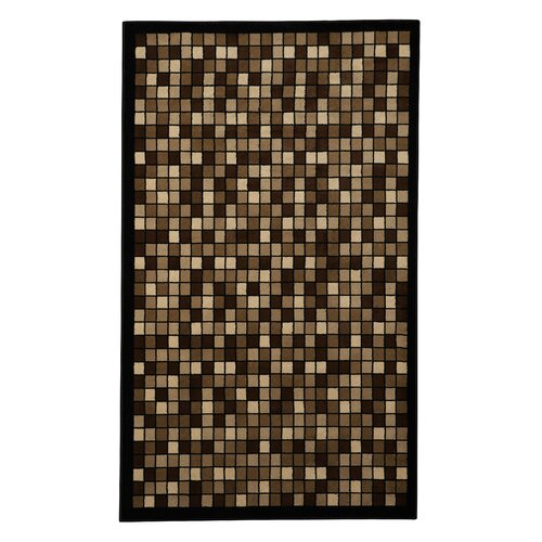 Linon Rugs Dunaray Brown/Beige Rug