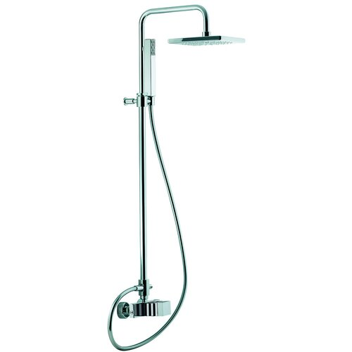 Fima by Nameeks Bio Wall Mount Automatic Diveter Shower Faucet with Hand Shower