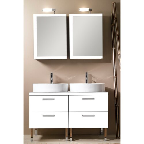 "Iotti by Nameeks Aurora 45"" Bathroom Vanity Set"