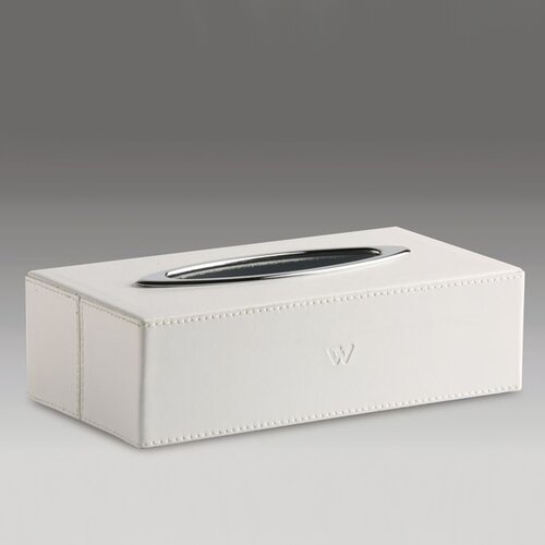 Windisch by Nameeks Leather Tissue Box Cover