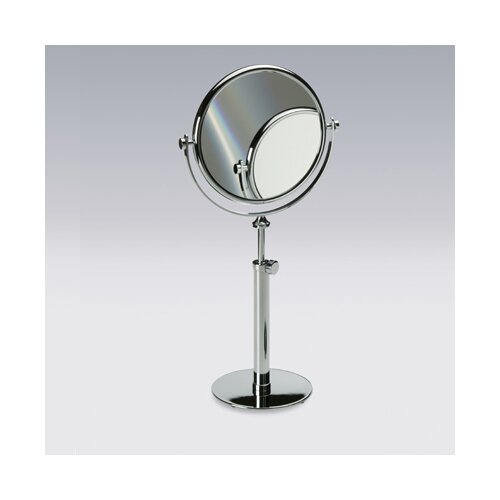 Windisch by Nameeks Free Standing 5X Magnifying Mirror with Optical Grade Glass
