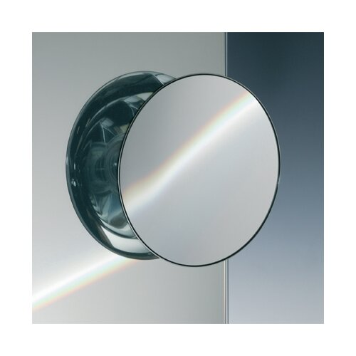 X Magnifying Mirror with 3 Suction Pads