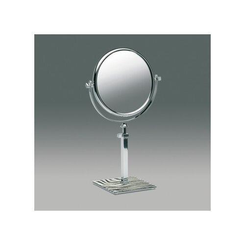 Moon Light Zebra Makeup Mirror