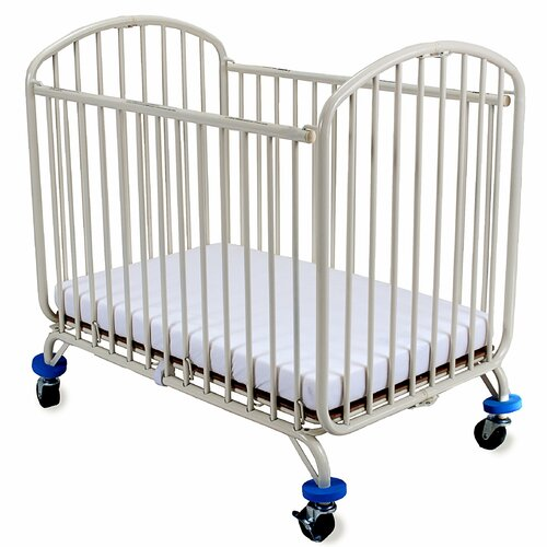 New Folding Arched Compact Crib