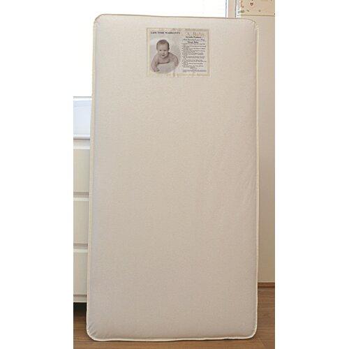 Health Care Grade Crib Mattress with Convoluted Foam