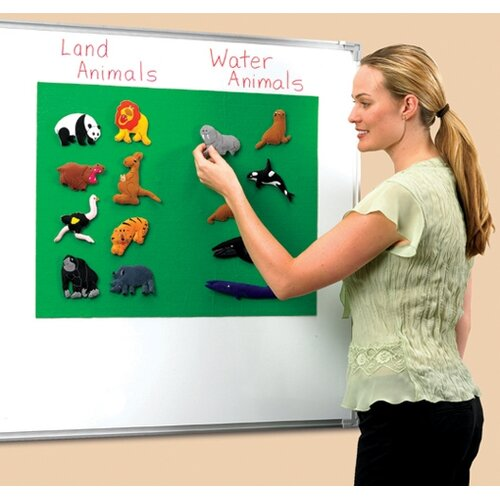 Educational Insights Quick Stick Instant Flannel Board
