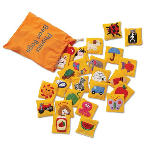 Educational Insights Phonics Bean Bags