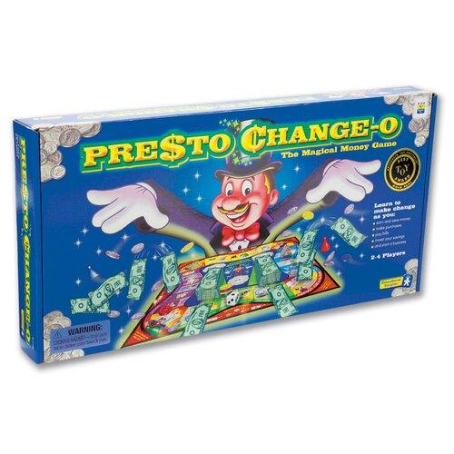 Presto Change - O Game