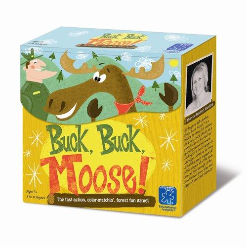 Buck, Buck, Moose! Game