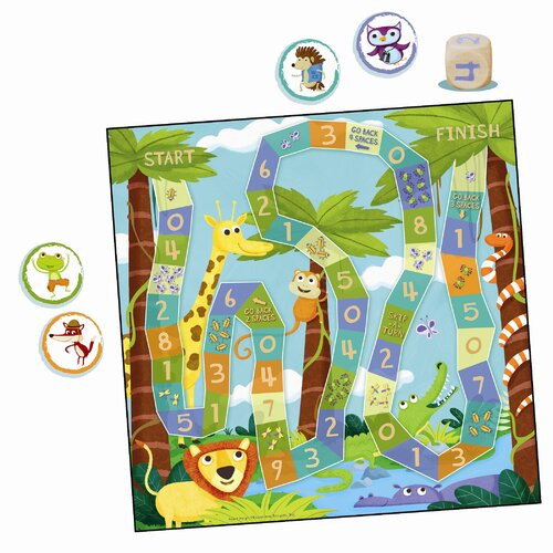 Educational Insights Number Hunt Game