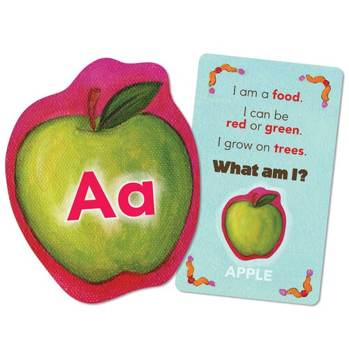 Educational Insights Grandma's Trunk Alphabet Game