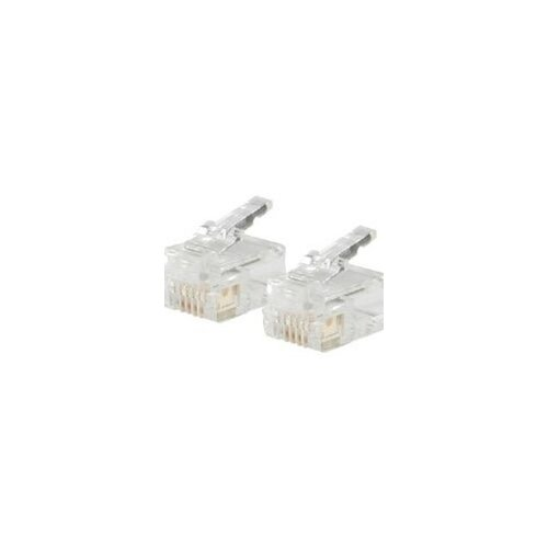 Cables to Go RJ12 Stranded Cable Modular Plug