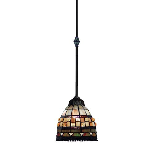 Corona 1 Light Mini Pendant