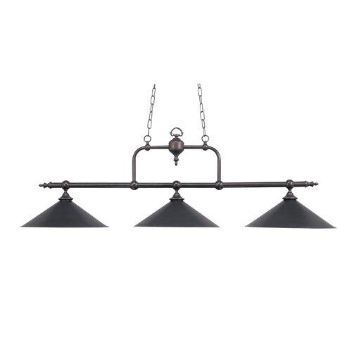 Landmark Lighting Designer Classics 3 Light Pendant