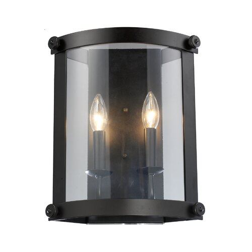 Landmark Lighting Chesapeake 2 Light Wall Sconce