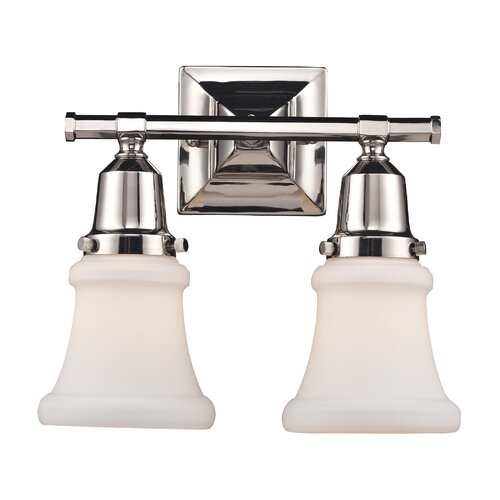 Landmark Lighting Barton 2 Light Bath Vanity Light
