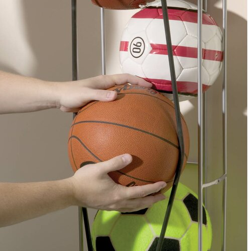 Rubbermaid FastTrack Vertical Ball Rack