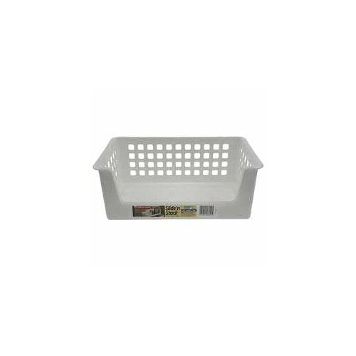 Rubbermaid Slide 'N Stack Stacking Basket