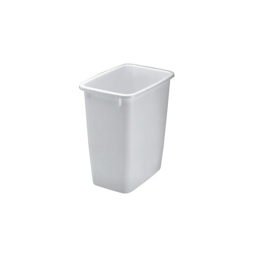 Rubbermaid 9-Gal. Rectangular Open-Top Wastebasket