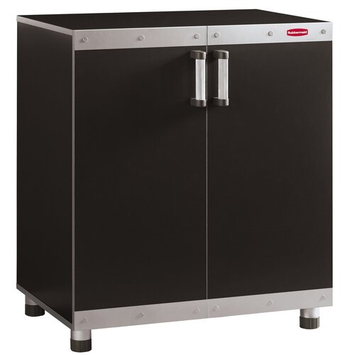 "Rubbermaid FastTrack 29.84"" H x 33.99"" W x 19.38"" D Base Cabinet"