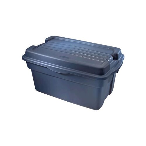Rubbermaid Roughtote Hinged Storage Box