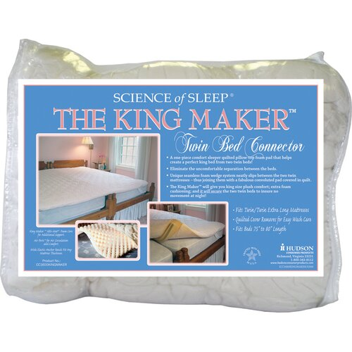 Hudson Medical The King Maker Foam Mattress