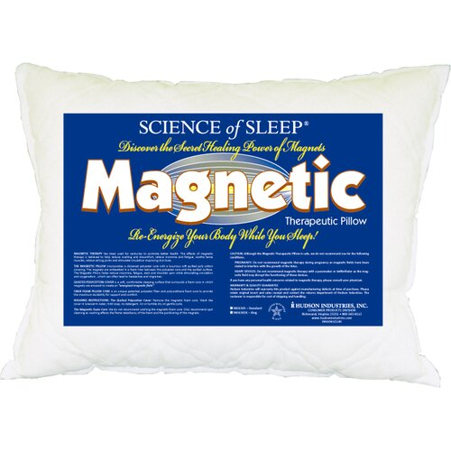 Hudson Medical Magnetic Quilted Pillow
