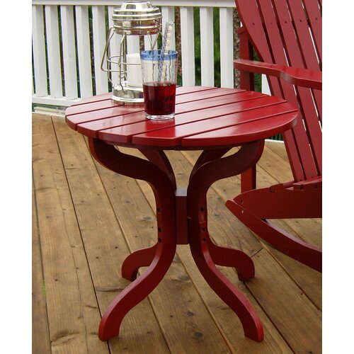 Classic Round Side Table