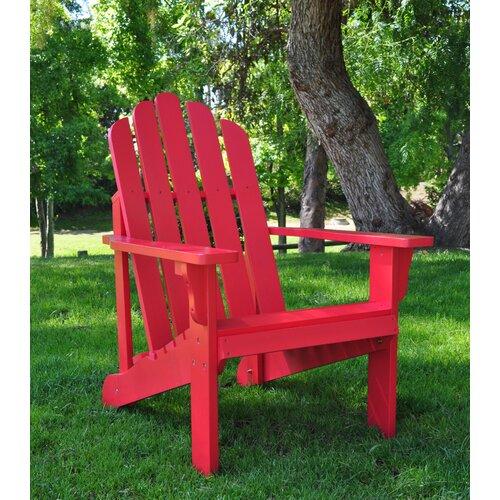 Shine Company Inc. Marina Adirondack Chair
