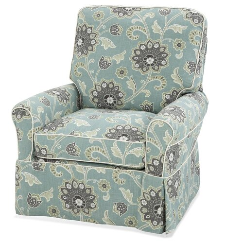 Liza Accent Glider Chair