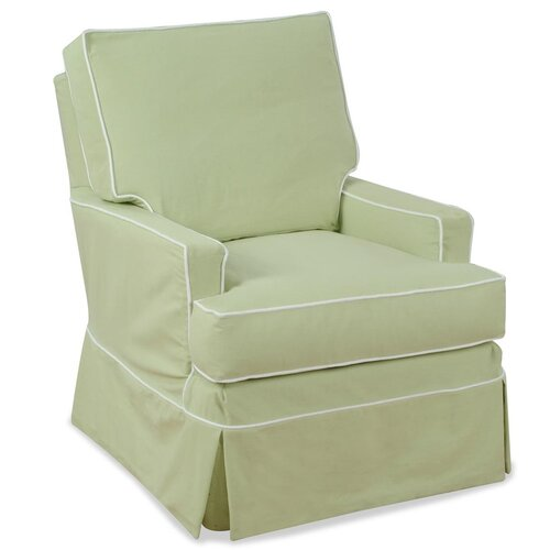 Jade Accent Glider Chair
