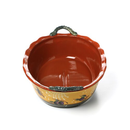 Certified International French Olives Oval Baker