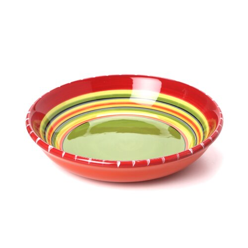 Certified International Hot Tamale Soup and Pasta Bowl