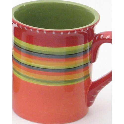 Certified International Hot Tamale 18 oz. Mugs