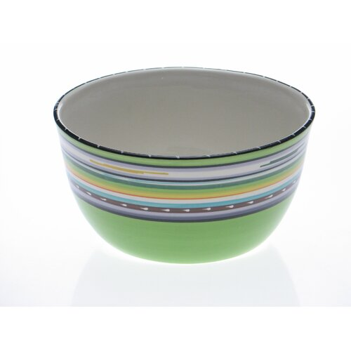 "Certified International Santa Fe by Nancy Green 11"" Bowl"