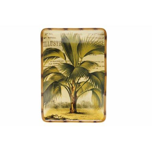 "Certified International Las Palmas 14"" Rectangular Platter"