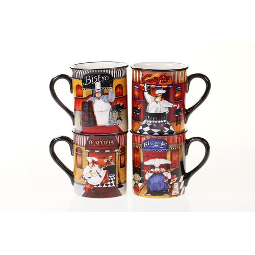 Certified International Trattoria 16 oz. Mug