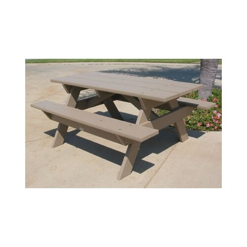Eagle One Plastic Picnic Table