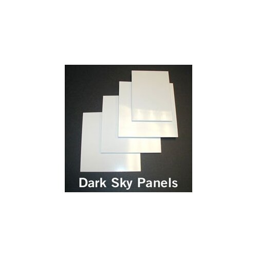 Kichler Dark Sky Panel Sets in White