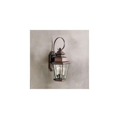 Kichler Savannah Estates Outdoor Wall Lantern