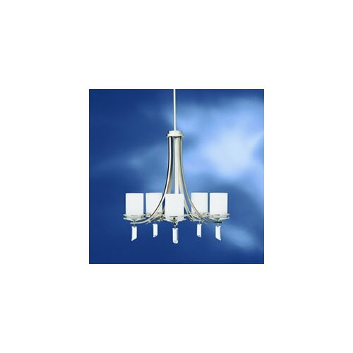 Hendrik 5 Light Candle Chandelier