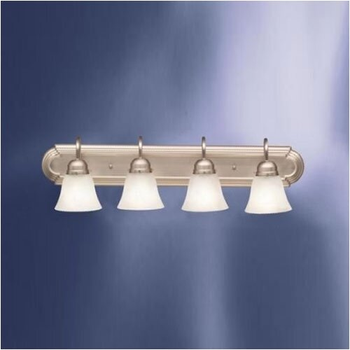 Kichler 4 Light Bath Vanity Light